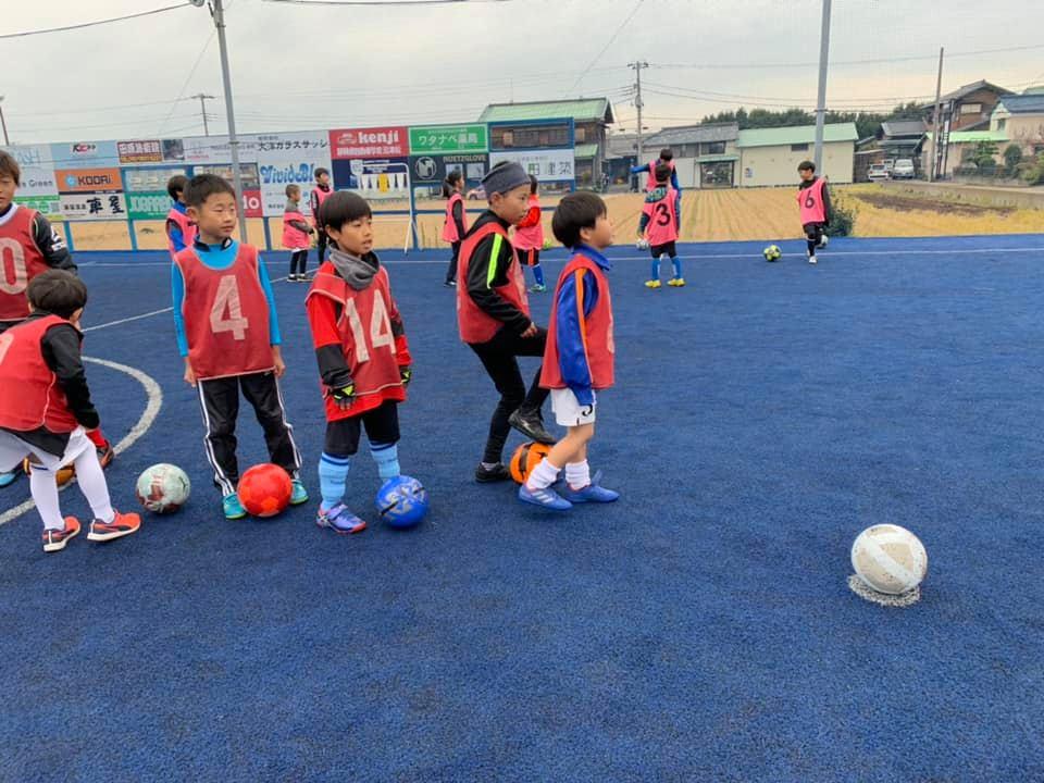 サッカースクールの特徴