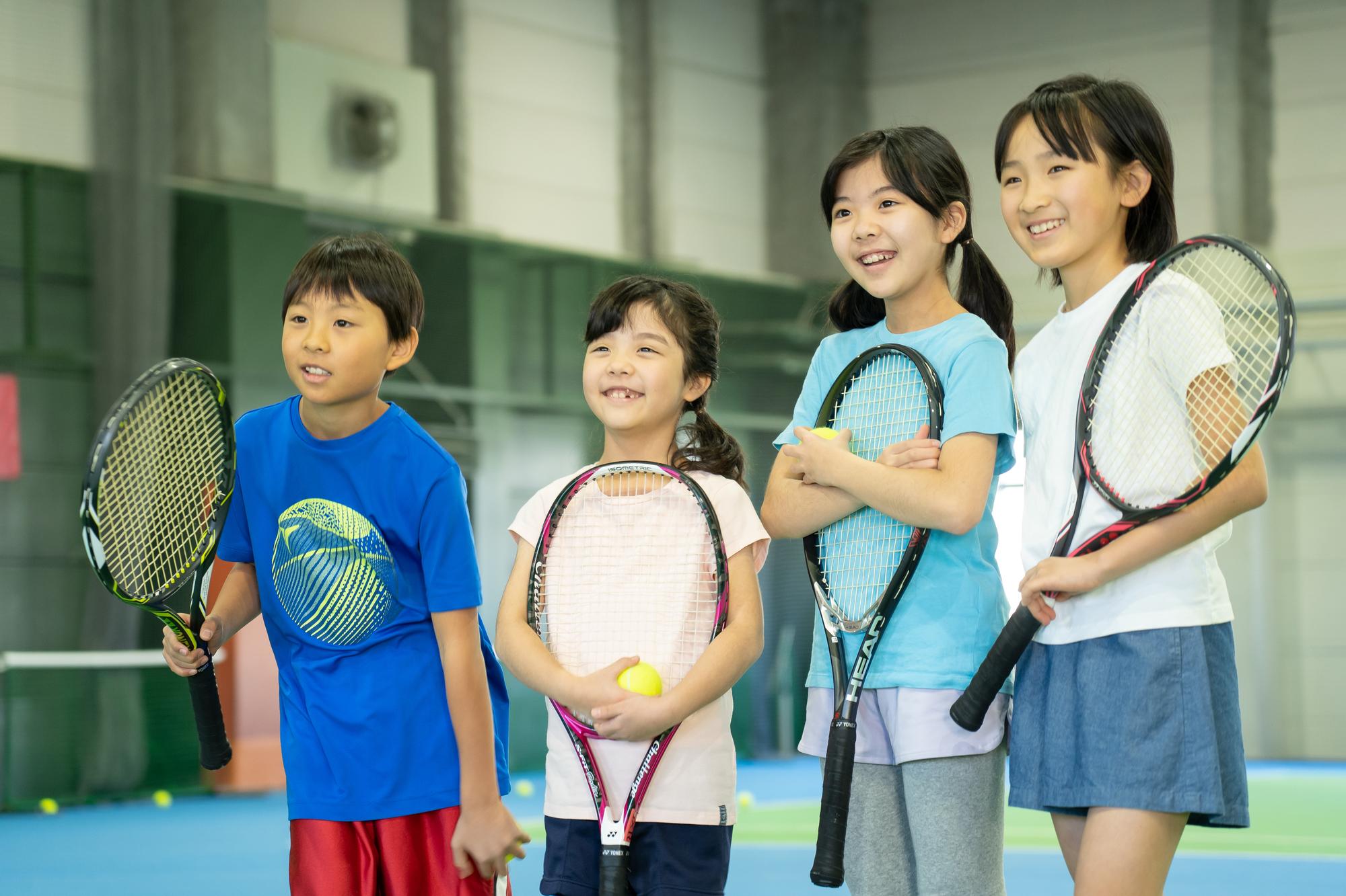 テニススクール・体育教室