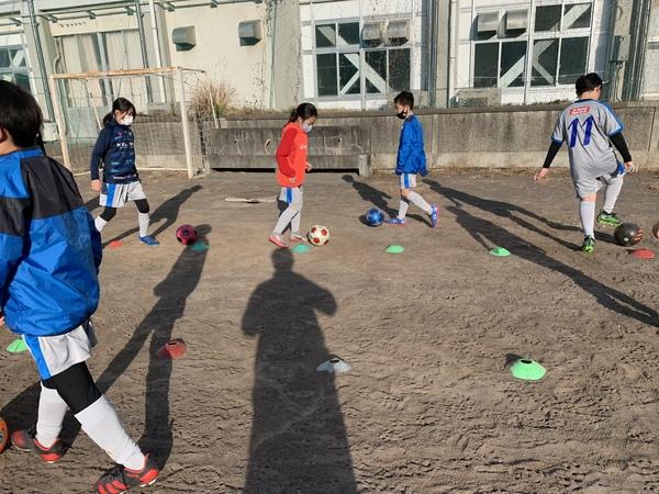 U10リーグ戦  vs門池 3-0